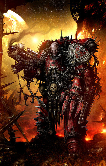 Chaos Daemons 6th Edition Codex Torrent