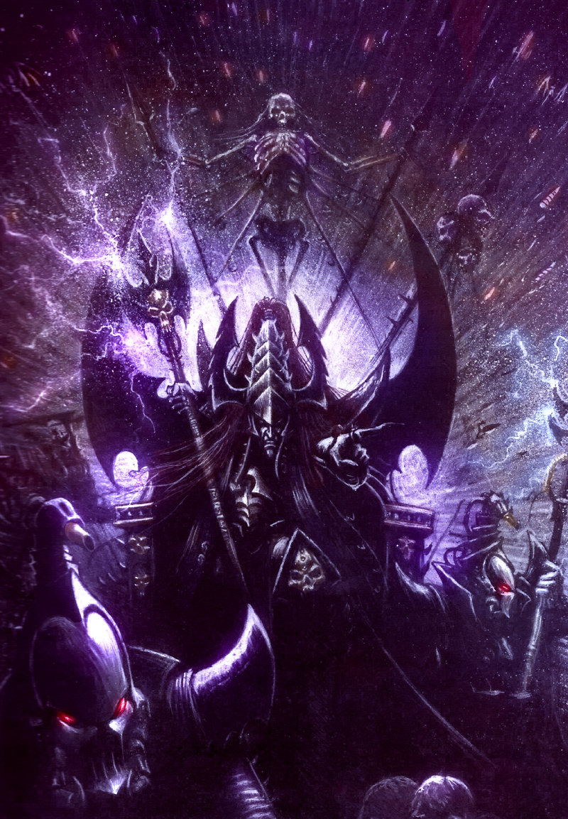 [W40K] Collection d'images : les Xenos Dark_Eldar_Lord