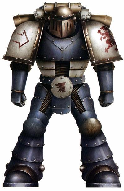 [W30K] Legiones Astartes XII : World Eaters Pre-Heresy_Warhounds_Scheme