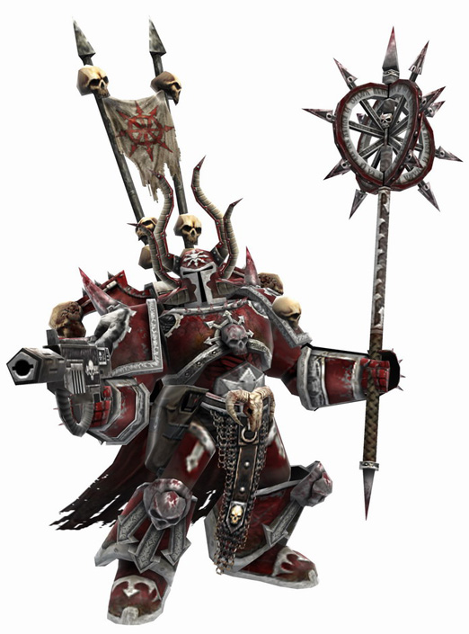 Eliphas the Inheritor - Warhammer 40K Wiki - Space Marines, Chaos ...
