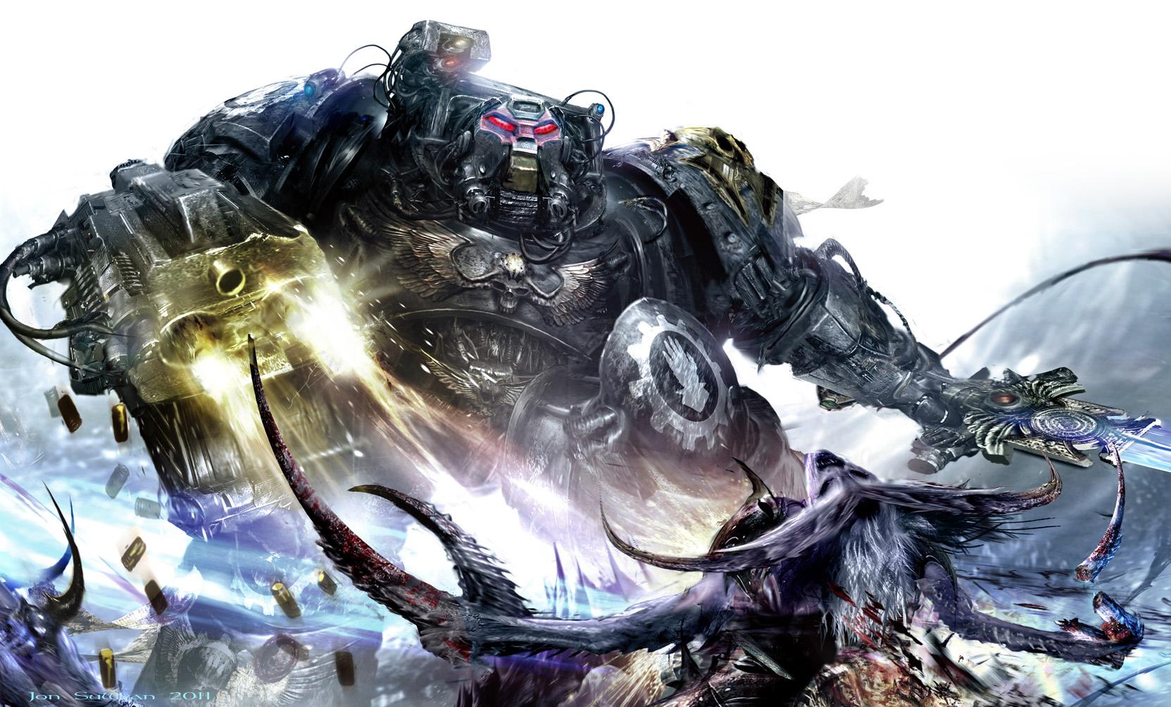 Warhammer 40K Iron Hands