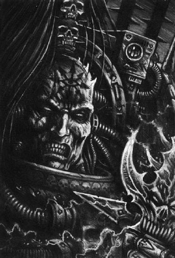 Abaddon - Warhammer 40K Wiki - Space Marines, Chaos, planets, and more
