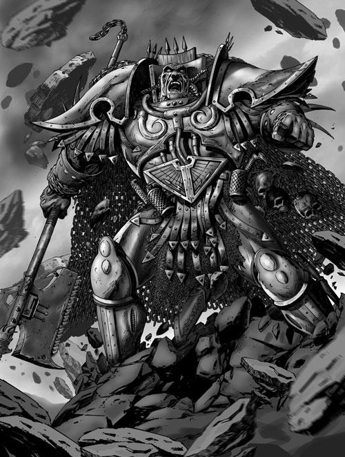 [W30K] Legiones Astartes XII : World Eaters Angron_Istvaan_III