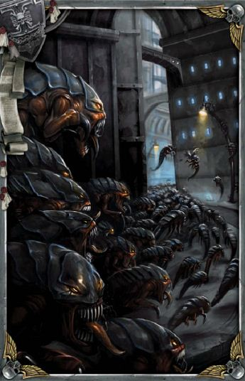Ripper Swarm - from Warhammer 40K Wiki
