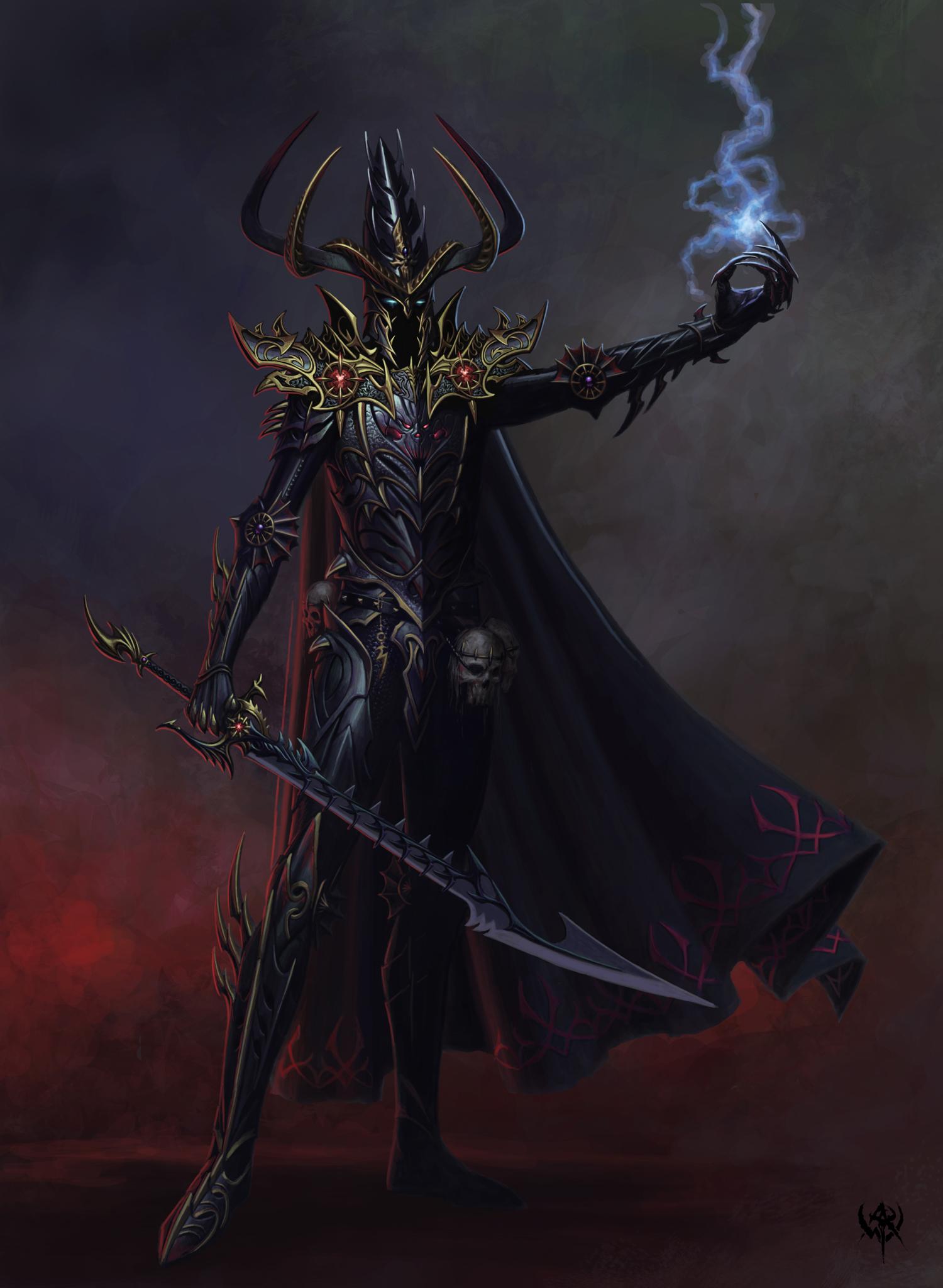 Malekith, el Rey Brujo Malekith