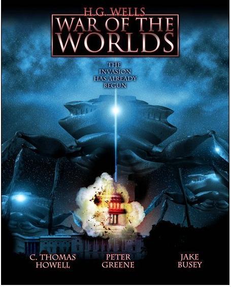 war of the worlds alien 1953. H.G. Wells#39; War of the Worlds