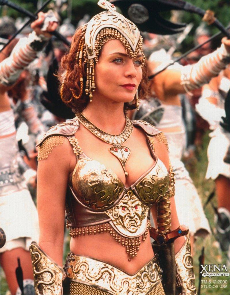 Athena - Xena Wiki