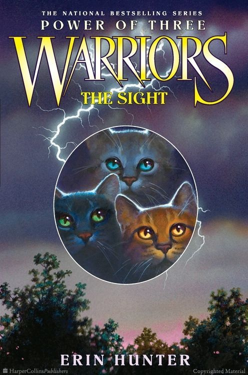 The Sight - Warrior Cats Wiki - Erin Hunter, Night Whispers,