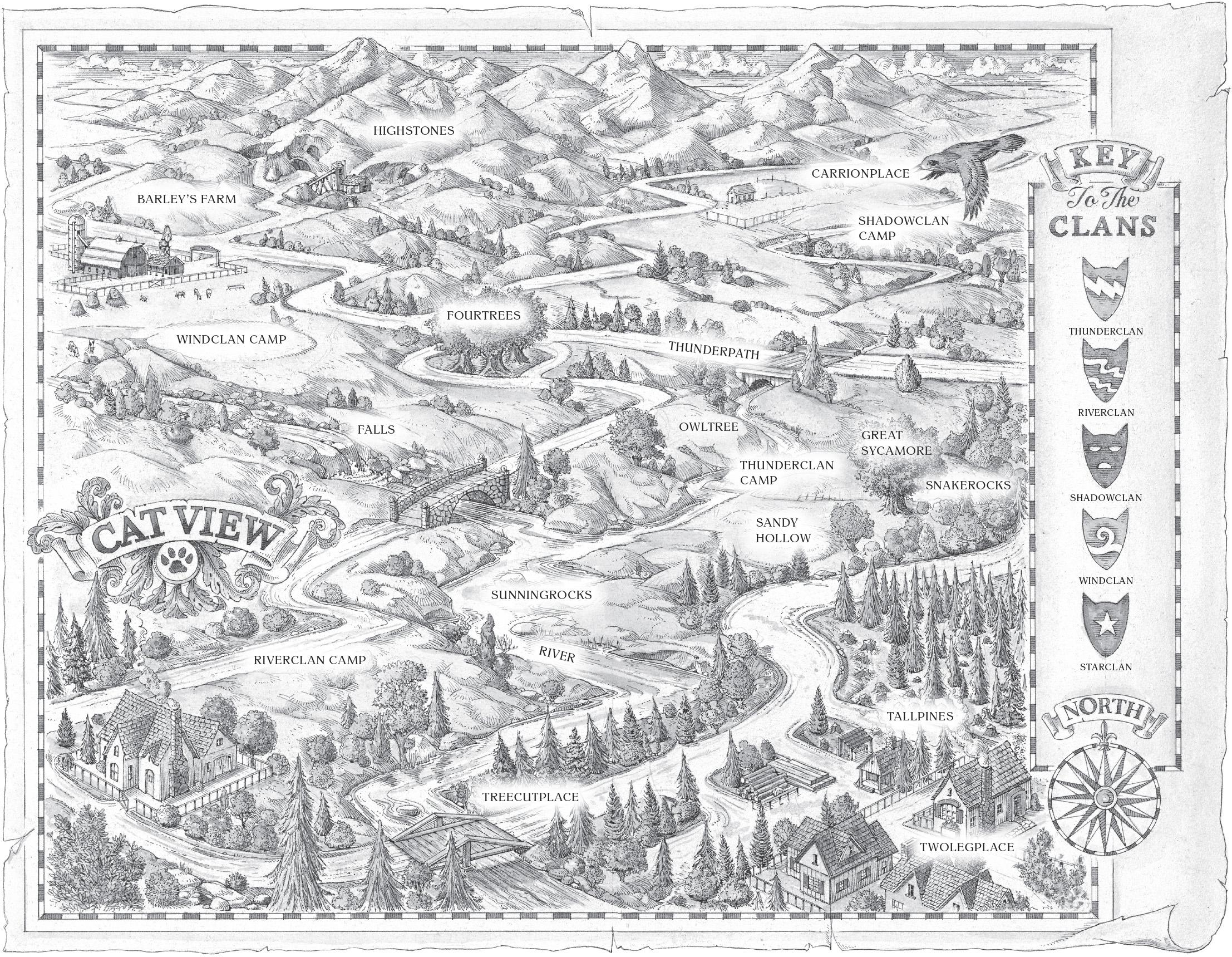 Territory Maps Mapwarriors