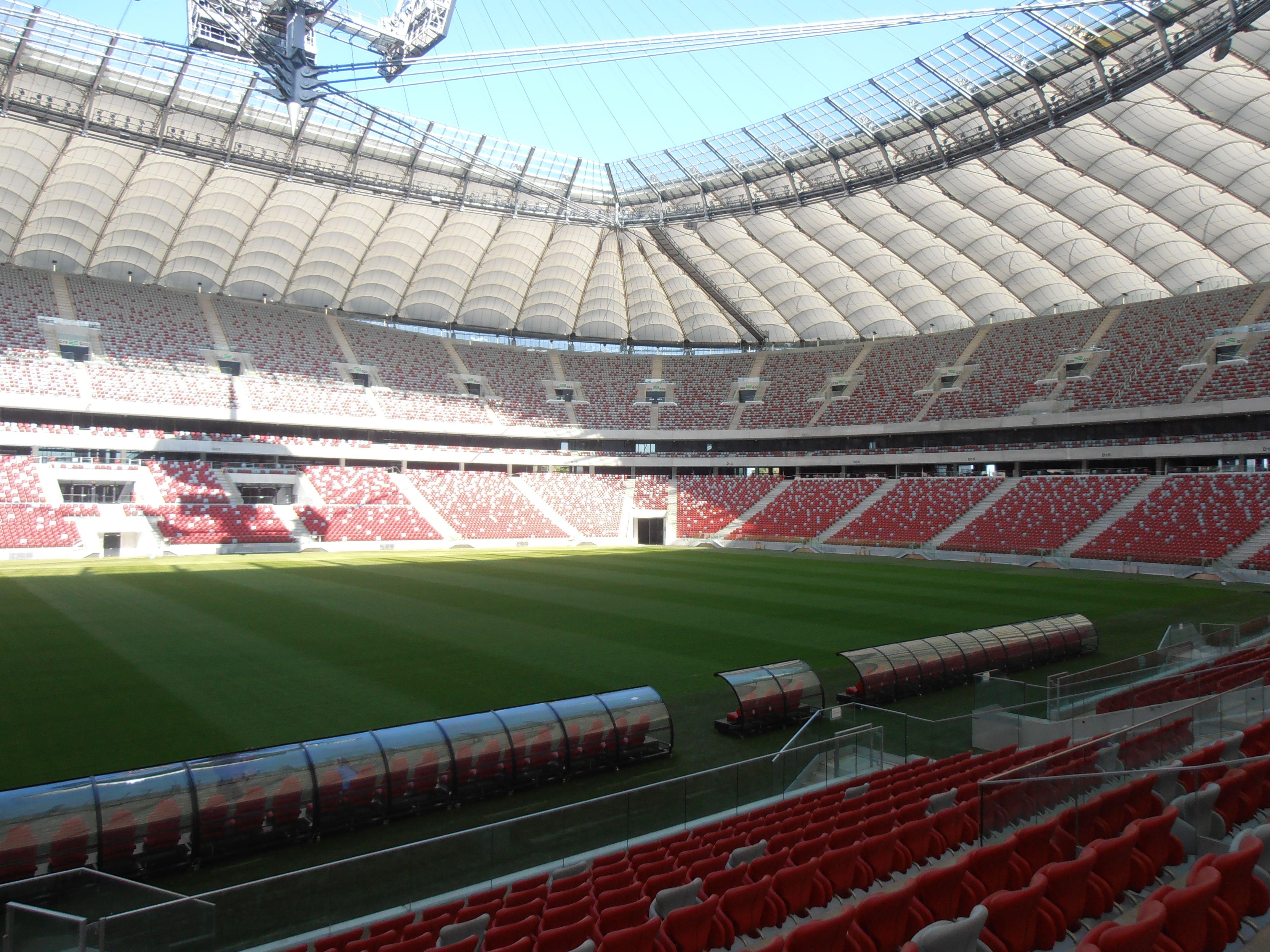 Stadion Narodowy Zdjecia