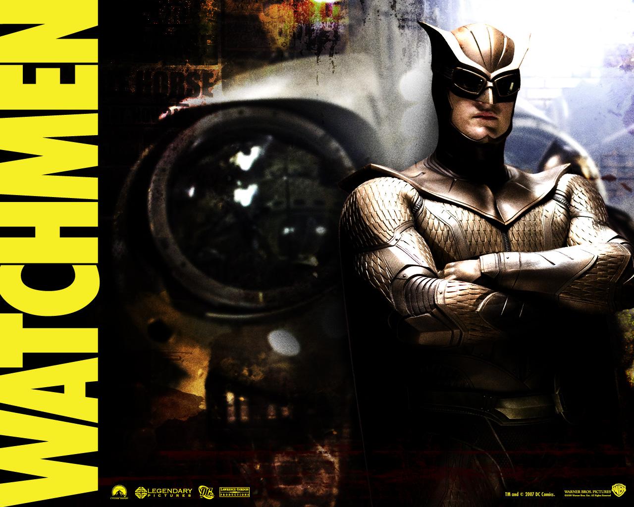 Image - Nite Owl Wallpaper.jpg - Watchmen Wiki - the ...
