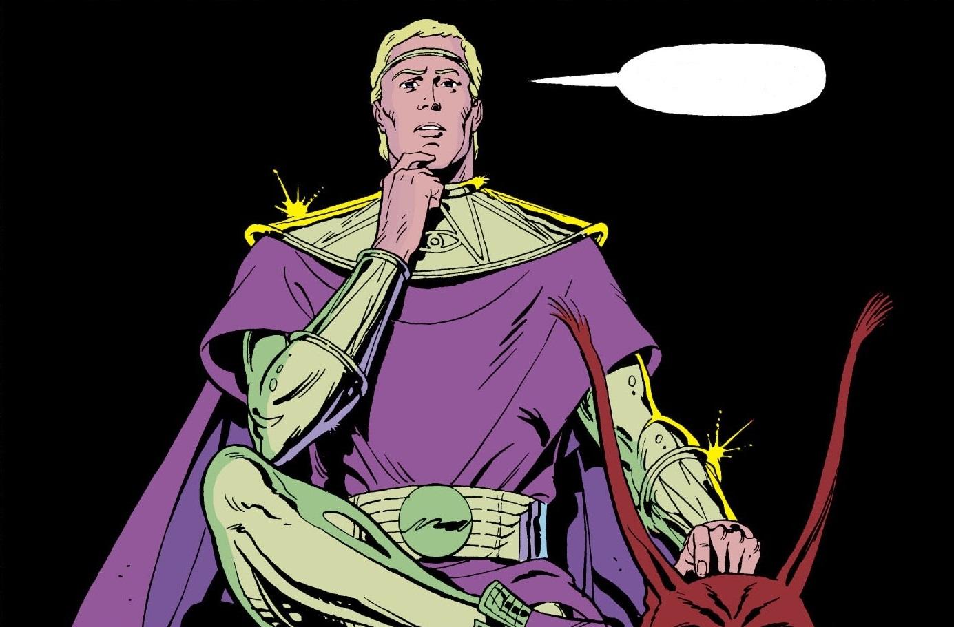Adrian Veidt - Watchmen Wiki - the graphic novel and movie database