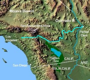 Colorado River Aqueduct - WaterWiki