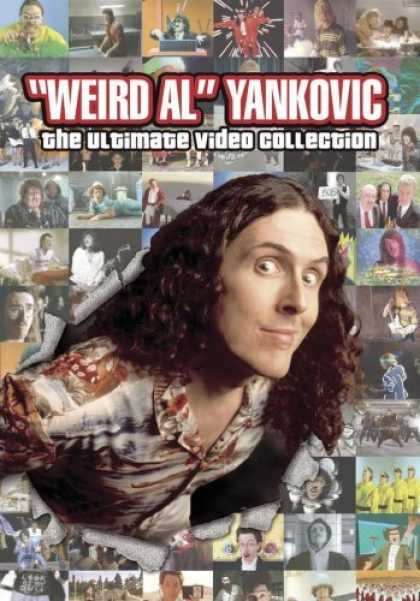 Weird Al Yankovic - The Ultimate Video Collection movie