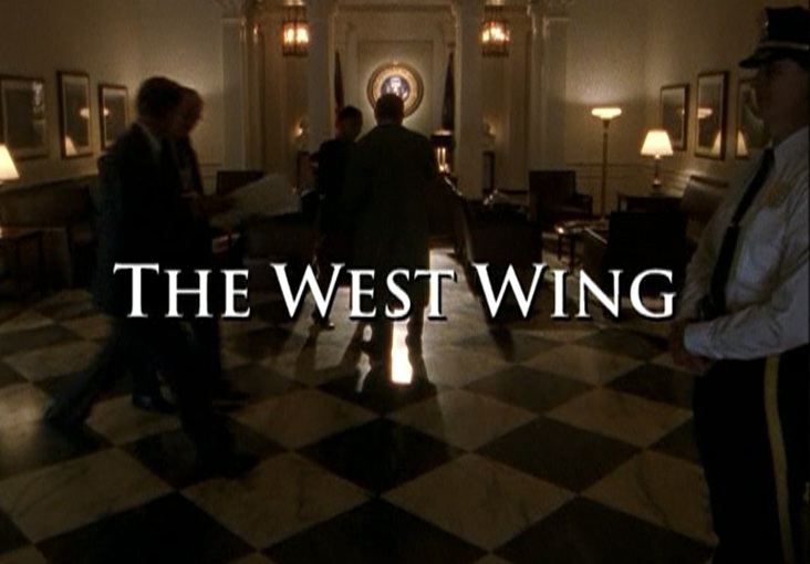 Pilot - West Wing Wiki - NBC, Martin Sheen, Allison Janney