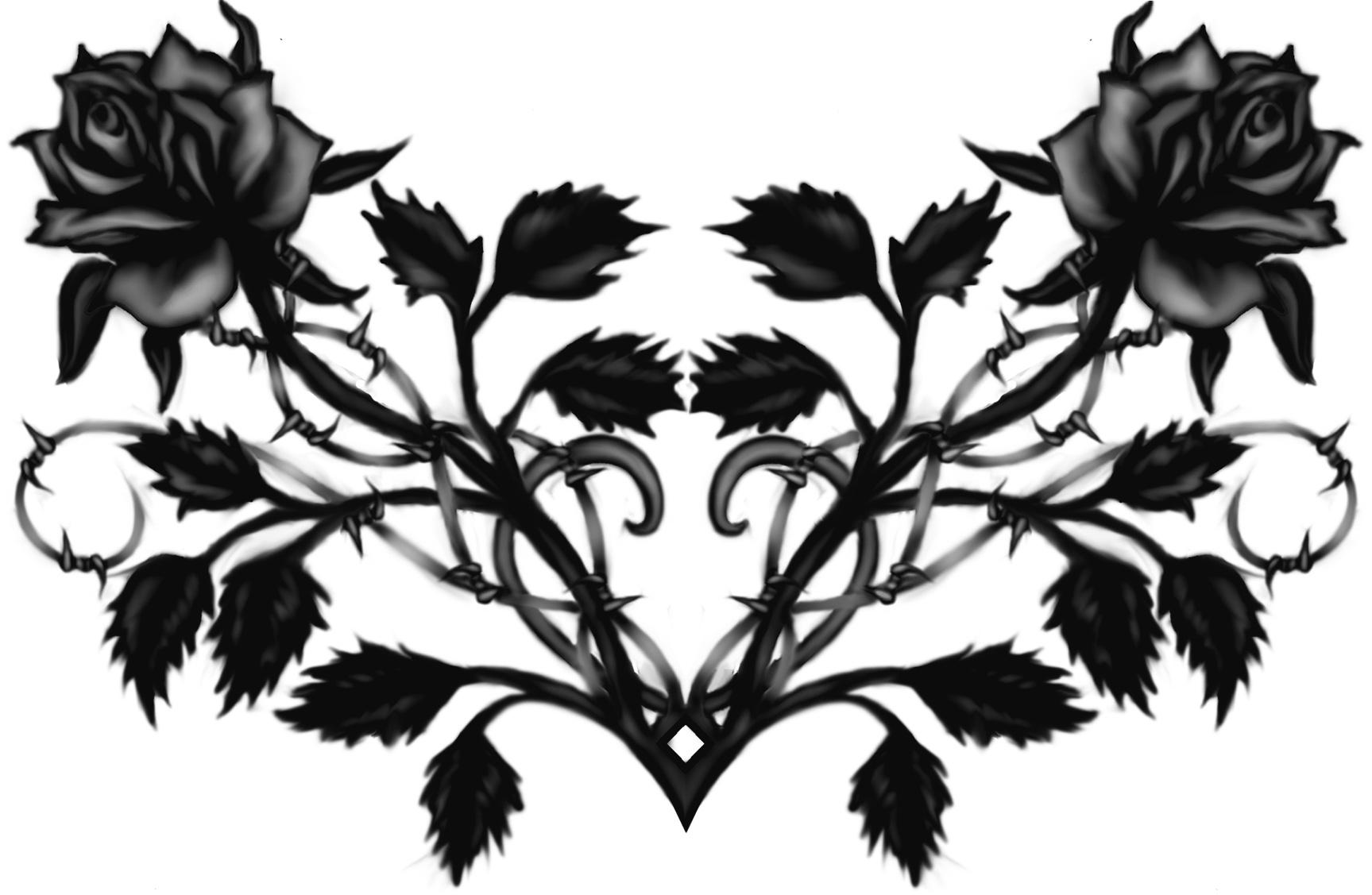 Showing post & media for Black rose symbol   www.symbolsnet.com