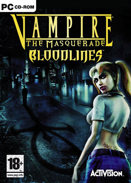 [PC] Vampire The Masquerade: Bloodlines Vmbbox