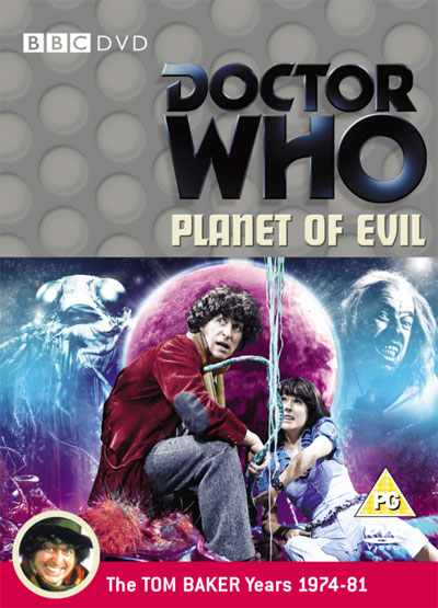 Doctor Who: Planet of Evil (Story 81) movie