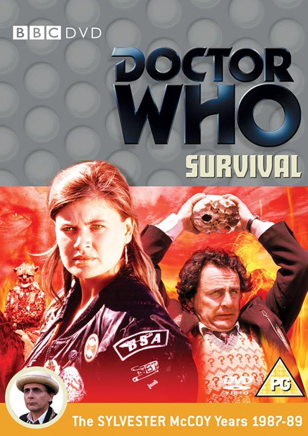 Doctor Who - Survival movie