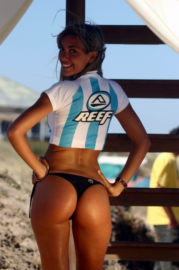 The Women Of Argentina Are Beautiful Burgers