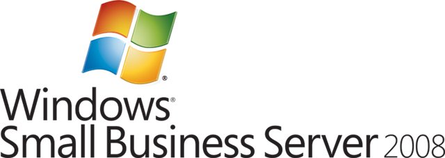 archivowindows small business server 2008 logo vpng