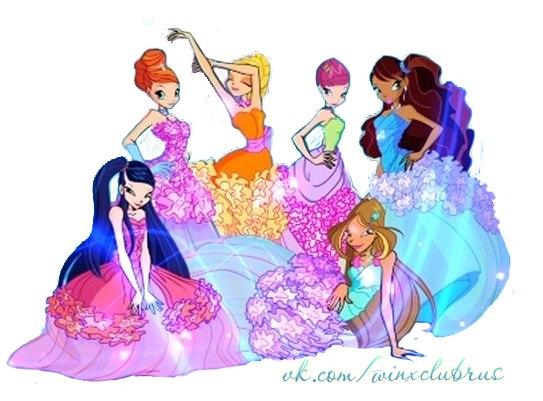 Image winx flower winx club wiki - Princesse winx ...