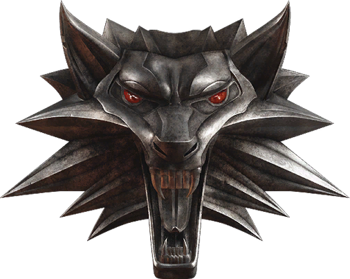 Silver Witcher_medallion