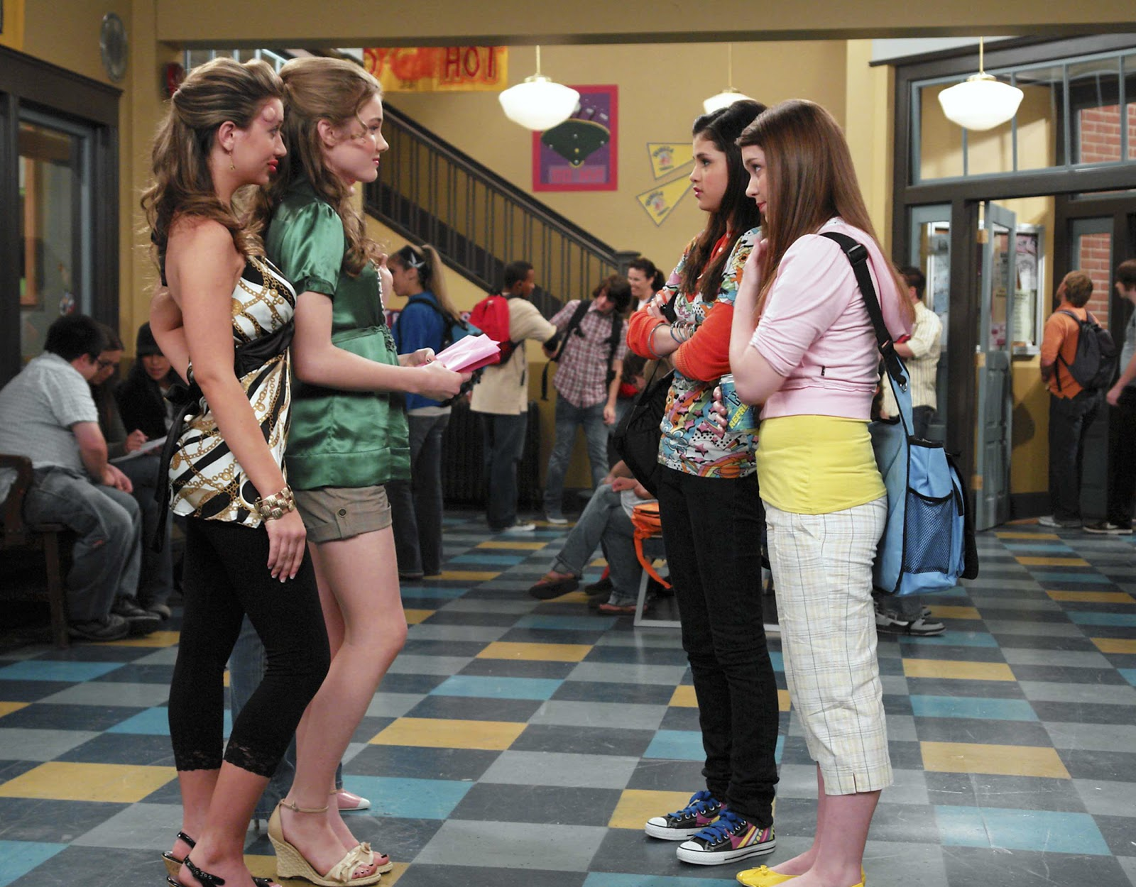 fur wallpaper wizards of waverly place