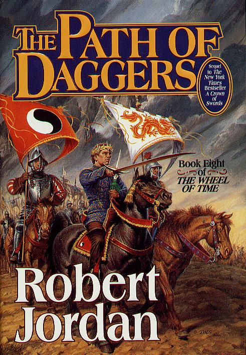 The Path of Daggers - A Wheel of Time Wiki