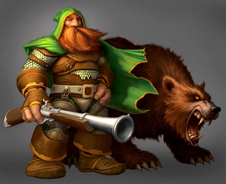 world of warcraft wallpaper hunter. Hunter wow images