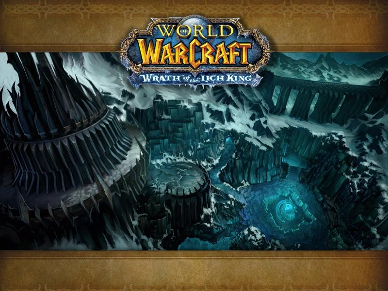 Патч для игры:World of Warcraft WOTLK Версия: 3.3.0 Размер: 475 МБ Пат