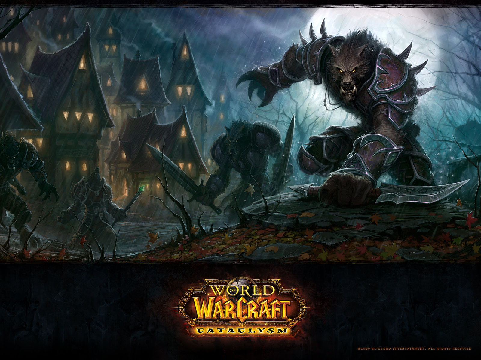 :Worgen 1600x1200.jpg - World of Warcraft Wiki - Jouw bron voor World ...