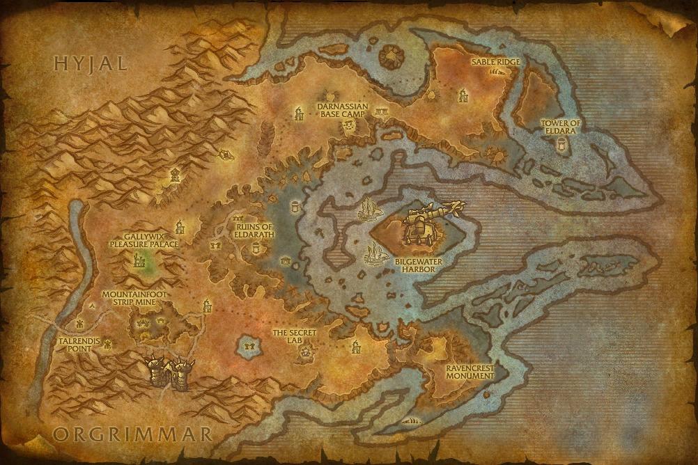 world of warcraft map cata. world of warcraft map cata