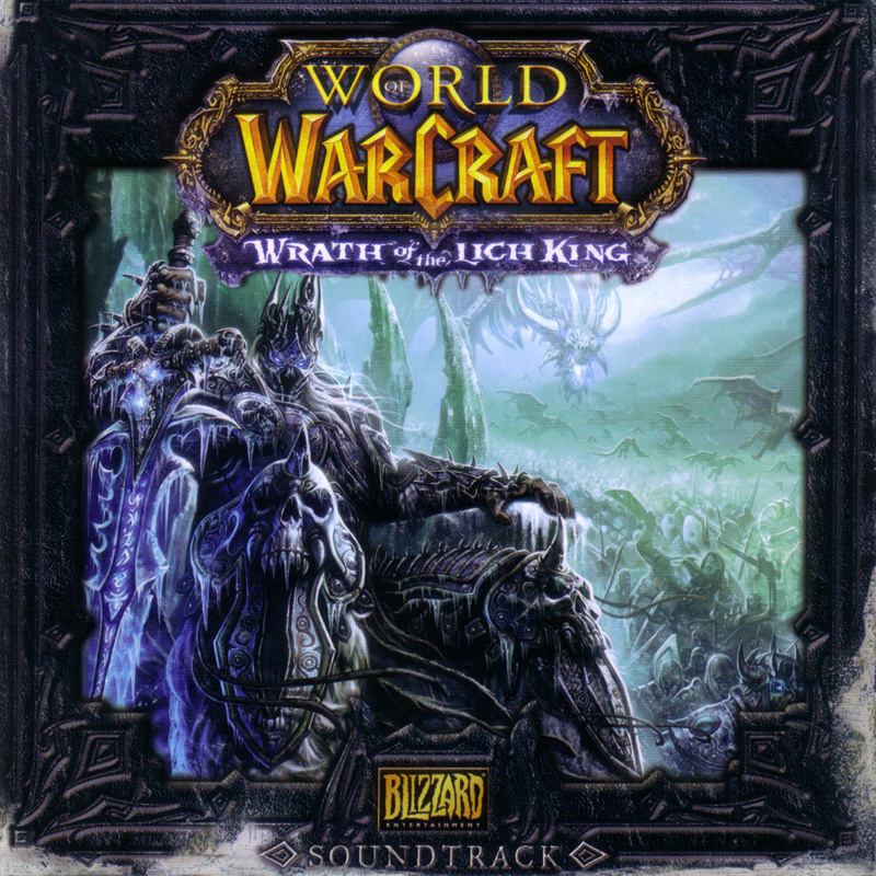 world of warcraft wrath of the lich king cover. World of Warcraft: Wrath of