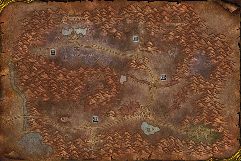 Eastern Plaguelands - WoWWiki - Your guide to the World of Warcraft