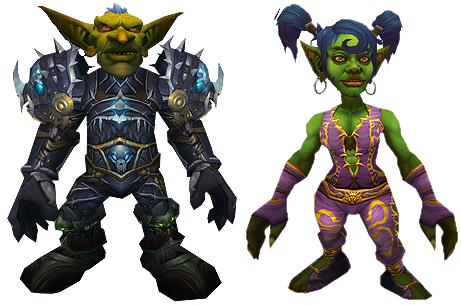 Goblin (playable) - WoWWiki - Your guide to the World of Warcraft