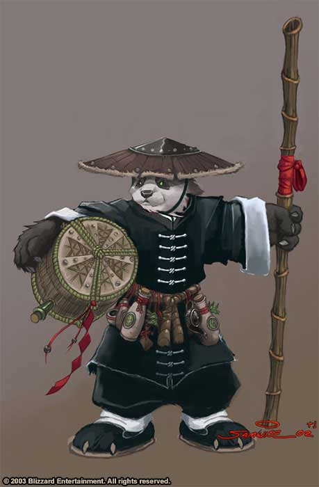 Pandaren Brewmaster