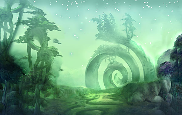 Emerald Dream - WoWWiki - Your guide to the World of Warcraft