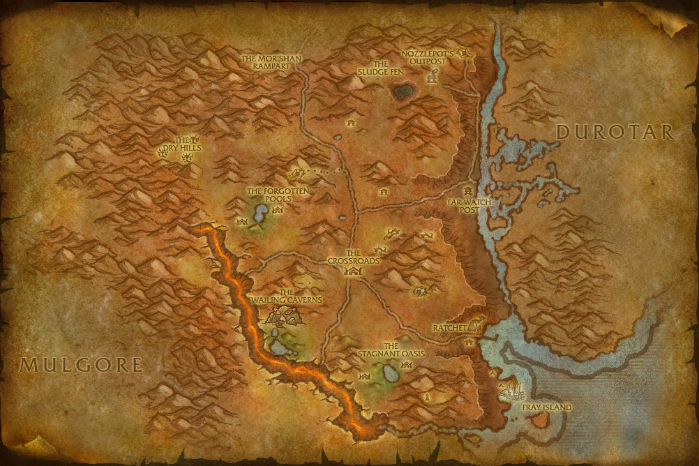 world of warcraft map level ranges. Maps and subregions Edit Maps