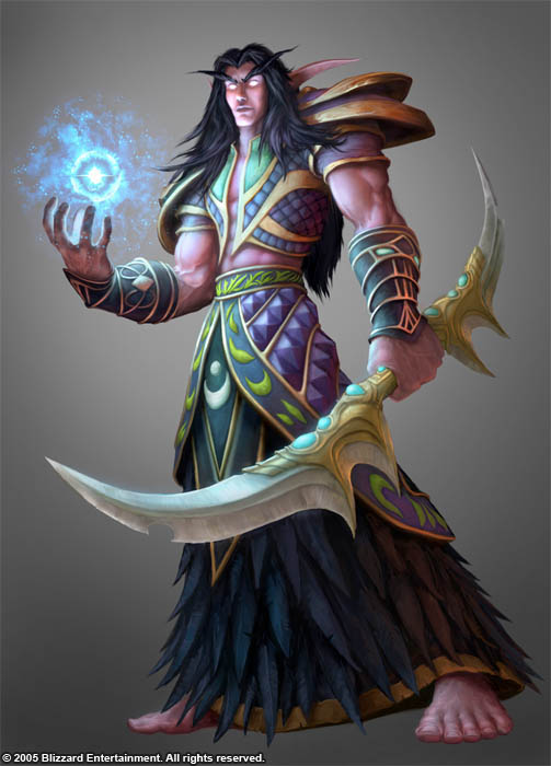 world of warcraft night elf art. Night elf - WoWWiki - Your