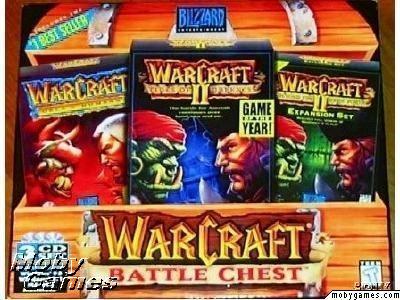 Warcraft Battle Chest Games