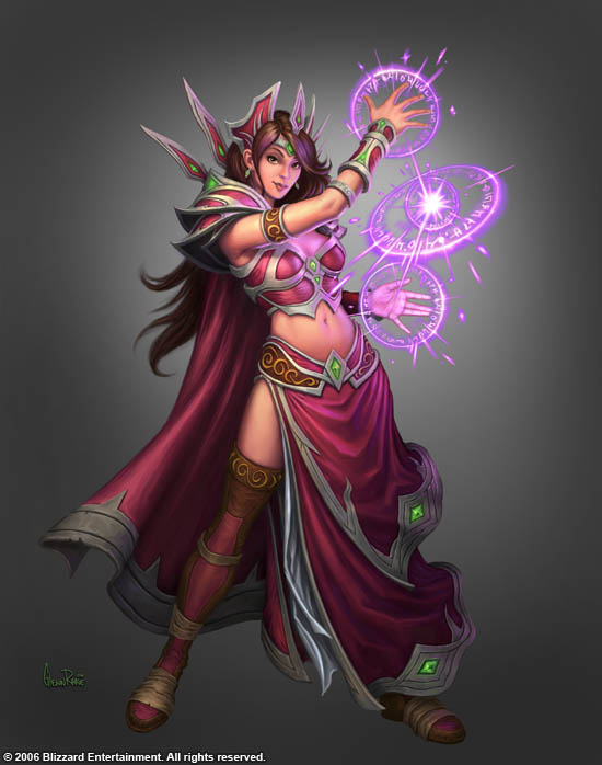 Mage - WoWWiki - Your guide to the World of Warcraft