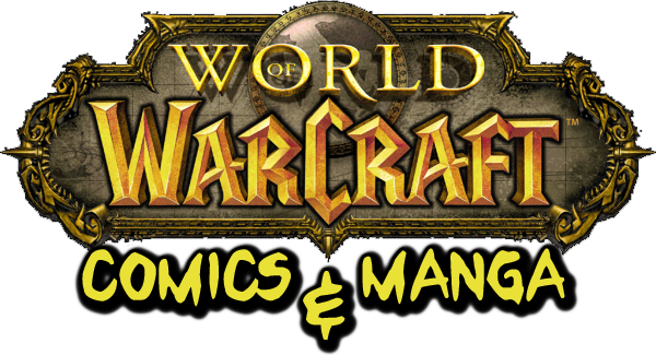 world of warcraft logo png. The Warcraft manga is a line