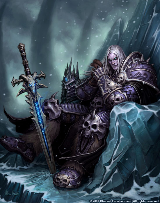 world of warcraft wrath of the lich king pictures. Lich King e sono tornata