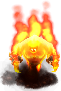 Fire elemental - WoWWiki - Your guide to the World of Warcraft