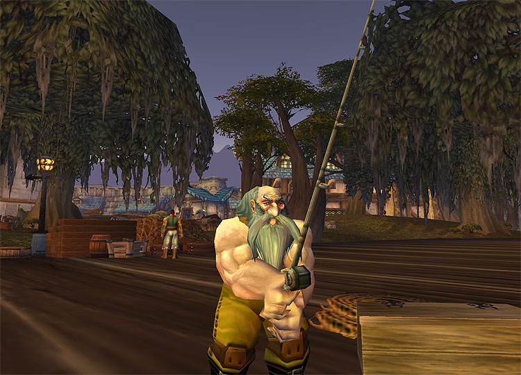 fishing pole guide wowwiki