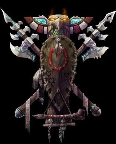 warcraft historia do mundo TaurenCrest