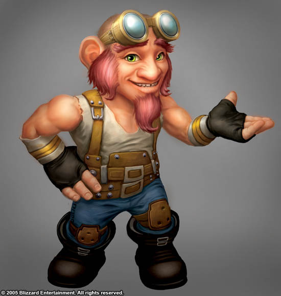 Gnome - WoWWiki - Your guide to the World of Warcraft