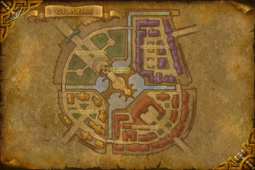 world of warcraft cataclysm map. Cataclysm map comparison