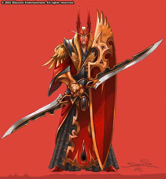 world of warcraft blood elf. Blood elf controversy
